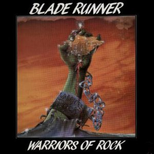 Blade Runner - Warriors of Rock cover art