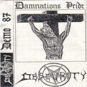 Obscurity - Damnations Pride cover art