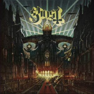 Ghost - Meliora cover art