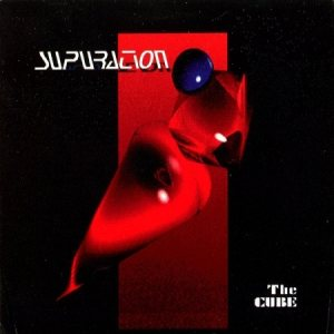 Supuration - The Cube cover art
