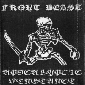 Front Beast - Apocalyptic Vengeance cover art
