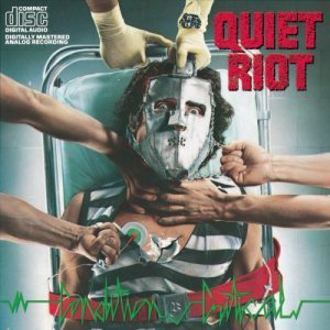 Quiet Riot - Condition Critical cover art