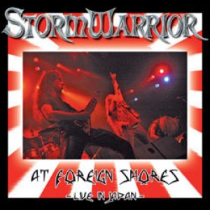 Stormwarrior - Live in Japan cover art