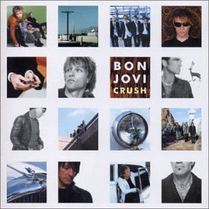Bon Jovi - Crush cover art