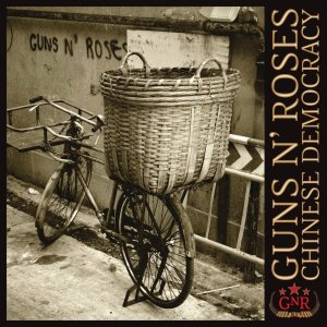 Guns N' Roses - Chinese Democracy cover art