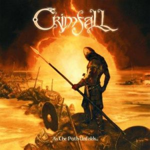Crimfall - As the Path Unfolds... cover art