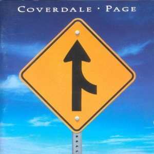 David Coverdale / Jimmy Page - Coverdale · Page cover art
