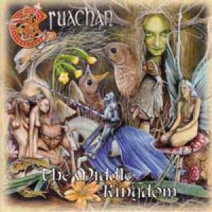Cruachan - The Middle Kingdom cover art