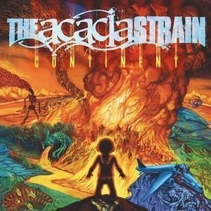 The Acacia Strain - Continent cover art