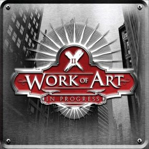 Work Of Art - In Progress cover art