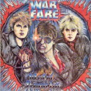 Warfare - Metal Anarchy cover art