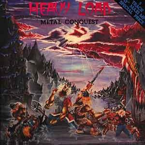 Heavy Load - Metal Conquest cover art