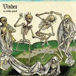 Vindex - No Middle Ground cover art