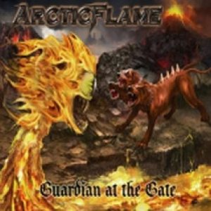 Arctic Flame - Guardian at the Gate cover art