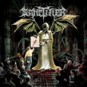 Sanctifier - Daemoncraft cover art