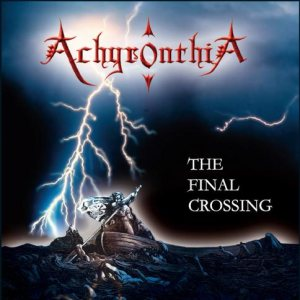 Achyronthia - The Final Crossing cover art