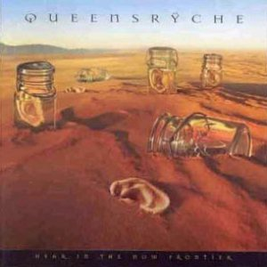 Queensryche - Hear in the Now Frontier cover art