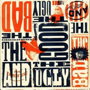 Floor / 16 / Cavity - The Good, the Bad and the Ugly: the Bad (Disc 2) cover art