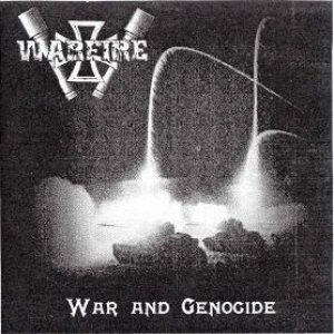 Warfire - War and Genocide cover art