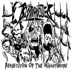 Bloodrocuted - Persecution of the Misanthrope cover art