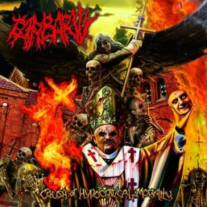 Barbarity - Crush of Hypocritical Morality cover art