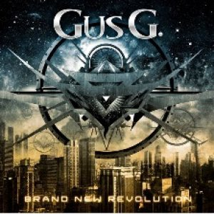 Gus G. - Brand New Revolution cover art