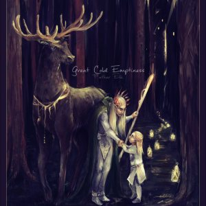 Great Cold Emptiness - Father Elk cover art