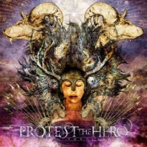 Protest The Hero - Fortress cover art