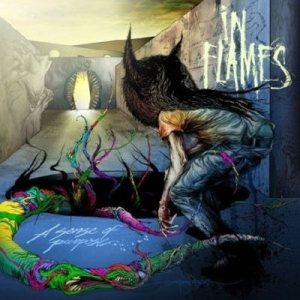 In Flames - A Sense of Purpose cover art