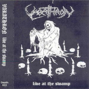 Varathron - Live at the Swamp cover art