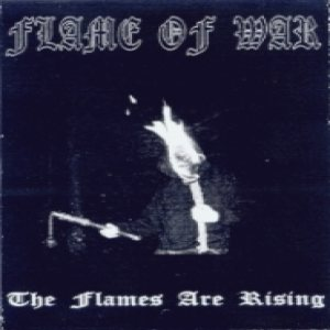 Flame of War - The Flames Are Rising cover art