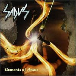 Sadus - Elements of Anger cover art