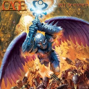 Cage - Hell Destroyer cover art