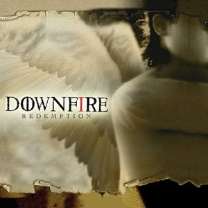 Downfire - Redemption cover art