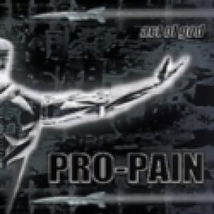 Pro-Pain - Act of God cover art