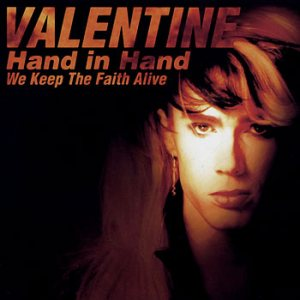 Valentine - Hand in Hand cover art