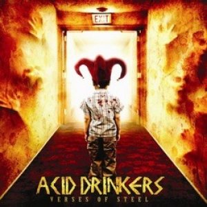 Acid Drinkers - Verses of Steel cover art