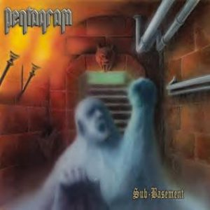 Pentagram - Sub-Basement cover art