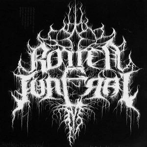 Rotten Funeral - Inexpressible Horror cover art