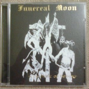 Funereal Moon - Evil Night of Heresy cover art