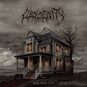 Obscenity - Where Sinners Bleed cover art