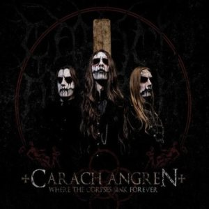 Carach Angren - Where the Corpses Sink Forever cover art