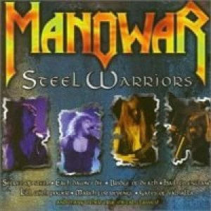 Manowar - Steel Warriors cover art