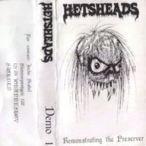 Hetsheads - Remonstrating the Preserver cover art