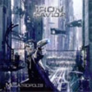 Iron Savior - Megatropolis cover art