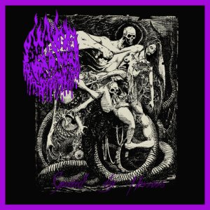 Death Vomit - Gutted by Horrors cover art