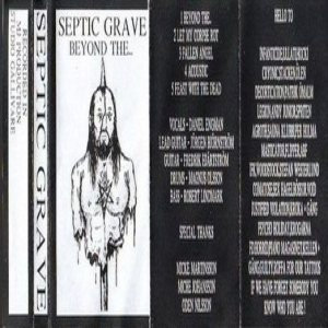 Septic Grave - Beyond the... cover art