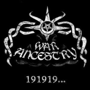 War Ancestry - 191919... cover art