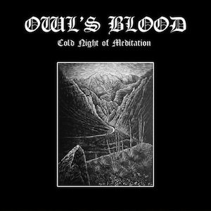 Owl's Blood - Cold Night of Meditation cover art