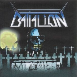 Battalion - Evil Legions cover art